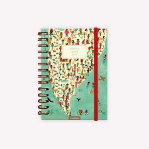 2017 Travel Journal - Latin America Pocket
