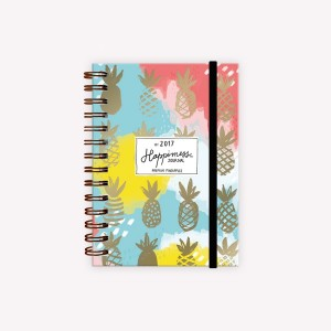 Agenda 2017 Happimess Piña Pocket