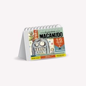 Calendario de Escritorio 2017 Macanudo