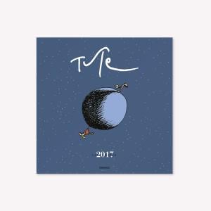 Calendario de Pared 2017 Tute