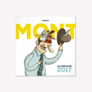 Calendario de Pared 2017 Montt
