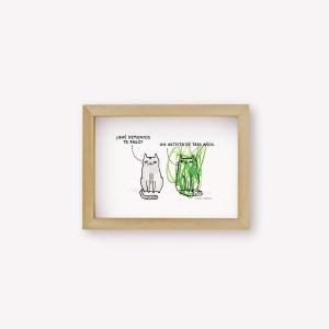 Artist cats Wall Art