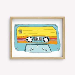 Wall Art Mixtape