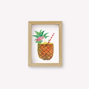 Wall Art Piña Colada