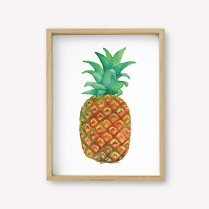 Wall Art Piña Happimess