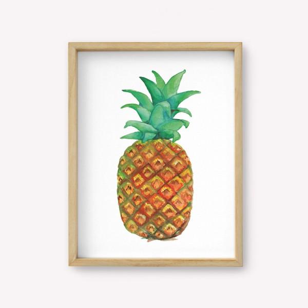 Wall Art Piña Happimess