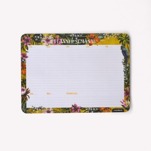 Planner Mouse-pad TROPICAL