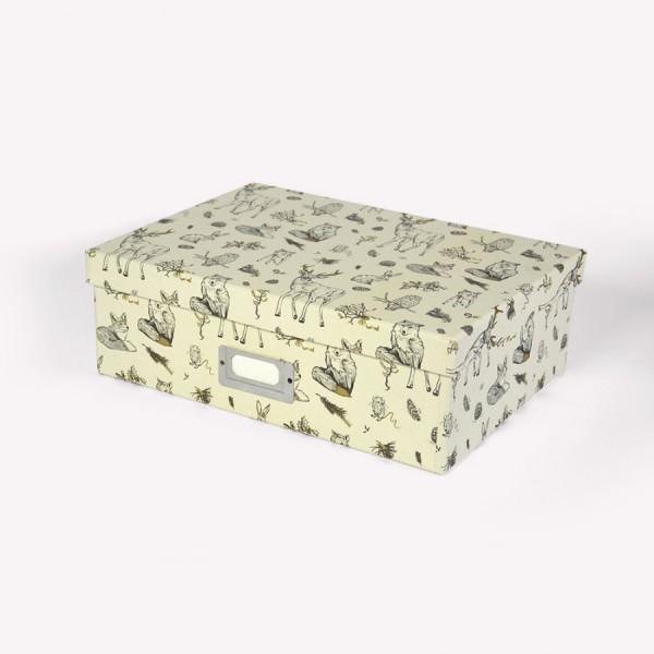 Caja A4 Wildlife