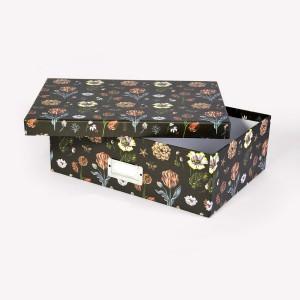 Caja A4 Botánica