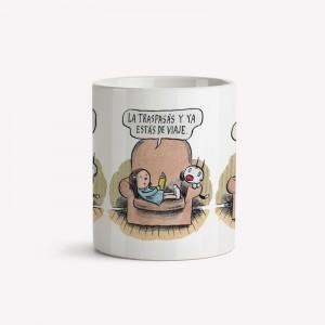 Enriqueta's Passport Mug