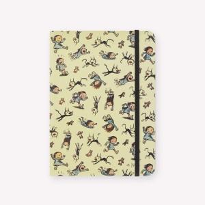 Cuaderno Cosido Mediano Enriqueta