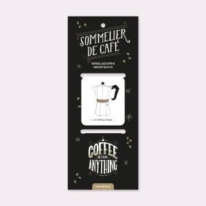 Sommelier de Café Magnetic Bookmarkers