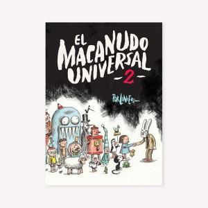 EL MACANUDO UNIVERSAL II
