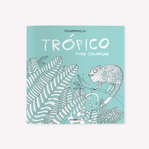 Tropico Coloring Book