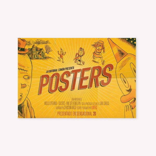 Posters (Libro)