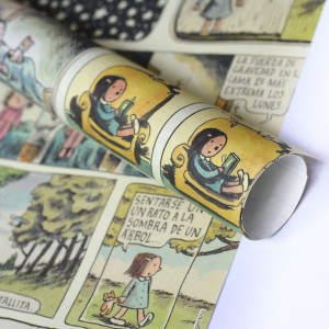 Enriqueta Wrapping Paper