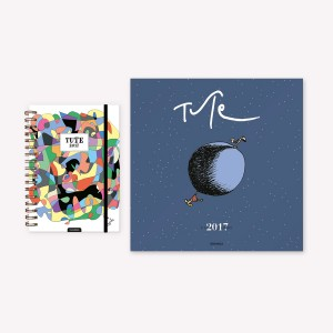 Agenda 2017 Regar – Tute