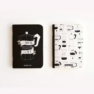 Libretas Sommelier de Café x2