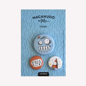 Enriqueta Badges
