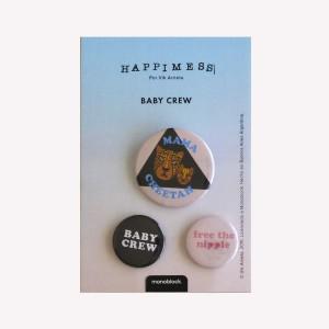 Baby Crew Badges
