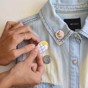 Memphis Badges