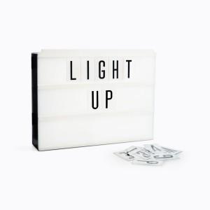 Light Up Cartelera Luminosa