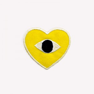 Yellow Love Patch
