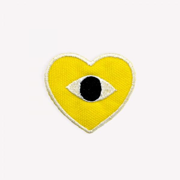 Parche Amor Amarillo