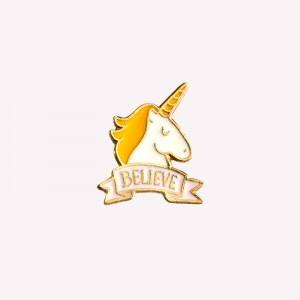 Unicorn Vintage Badge