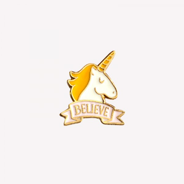Unicornio Pin Vintage