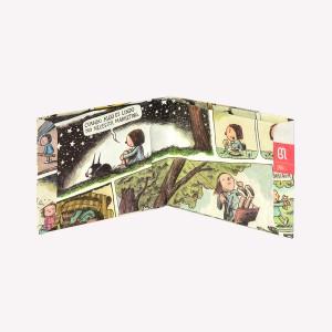 Enriqueta Comics Wallet