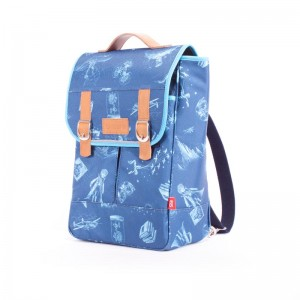 Imagination Saddle Backpack