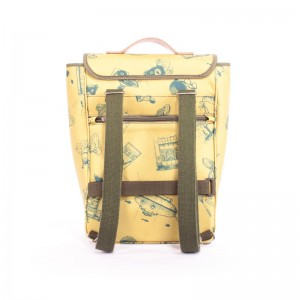 Quierky Saddle Backpack