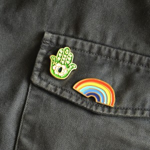 Arcoiris + Green Magic Pin Vintage Pack