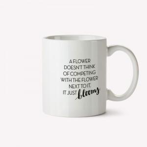 Just Bloom Mug