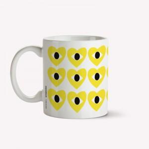 Amor Amarillo Mug