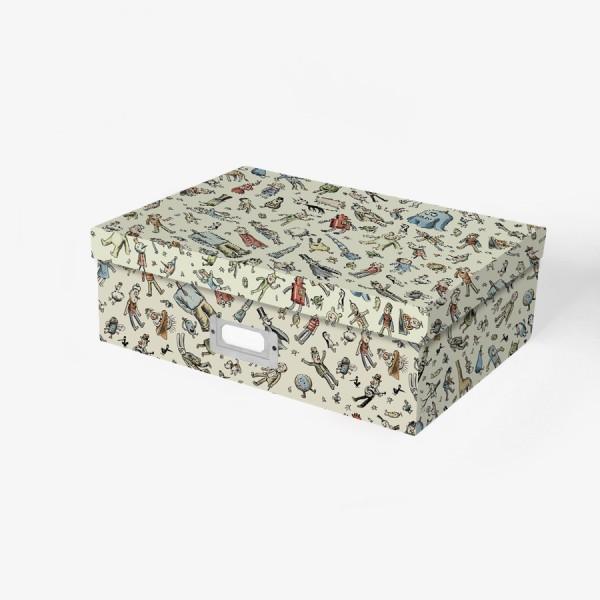 Caja A4 Macanudo