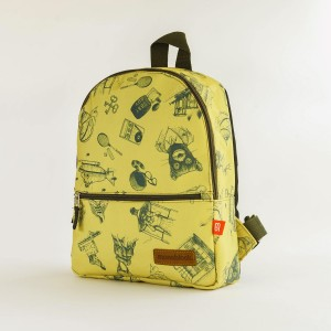 QUIRKY Small Backpack