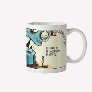 Olga Infinito Liniers Mug