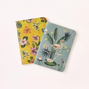 Botany Pocket Notebook Set x2