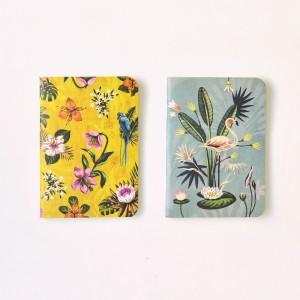 Pack Libreta Botánica x2
