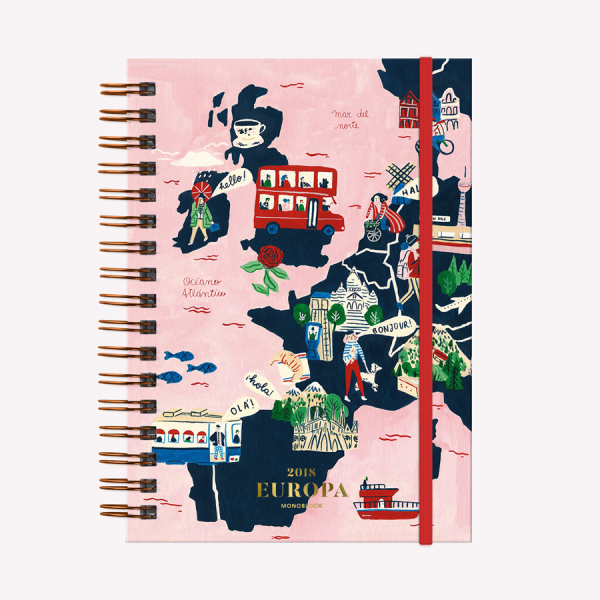 Agenda 2018 EUROPA