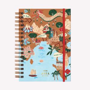 Agenda 2018 Viaje Asia
