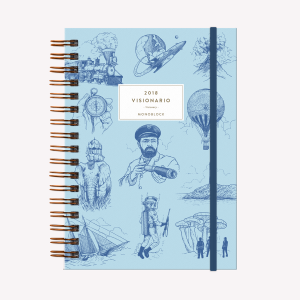 2018 Journal Makers Visionary
