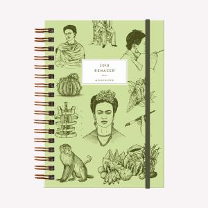 2018 Journal Makers Be reborn