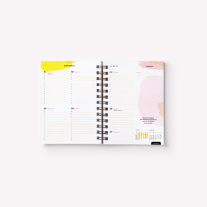 Agenda 2018 BELIEVE Pocket