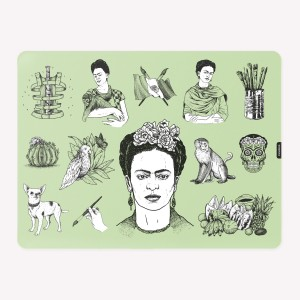 Frida Color Placemat