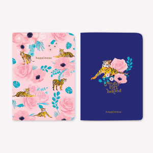No day left behind Pocket Notebook Set x2
