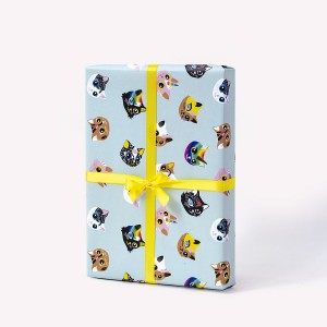 Gatitos Wrapping Paper Pack x3