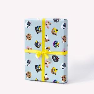 Pack x3 Papel Decorativo Gatitos
